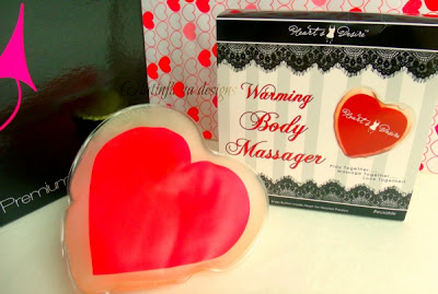 Heart's Desire Warming Massager