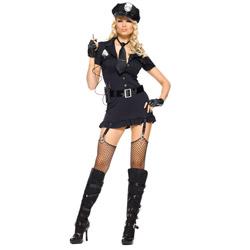 Dirty Cop Uniform by Leg Avenue