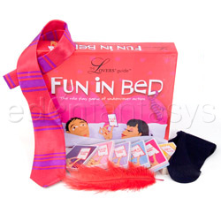The Lover's Guide – Fun in Bed: An Adult Game from Double G Communications
