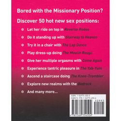 Sex Book - The Little Bit Naughty Book of Sex Positions