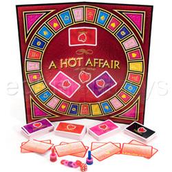 A Hot Affair – An Adult Game from Kheper Games